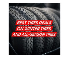 Best Tire Deals On Winter Deals