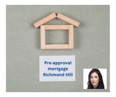 Pre-approval Mortgage Richmond Hill
