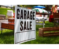 Giant Garage Sale and Fundraiser   free-classifieds-canada.com