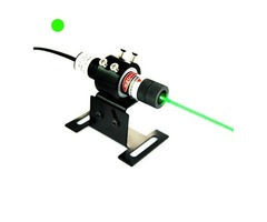 Berlinlasers 5mW-100mW Green Dot Laser Alignment Review