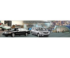 Halifax Airport Taxi & Limousine Service