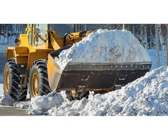 Commercial Snow Removal Services in Richmond Hill Ontario