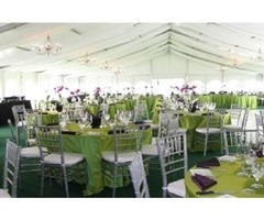 Top Quality Tent Rentals in Vancouver