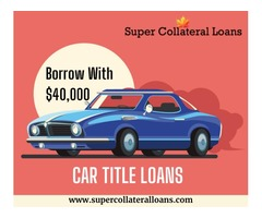 Quick Financial Fix With Car Title Loans Windsor