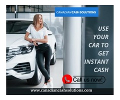 Quick Financial Help With Car Equity Loans Victoria