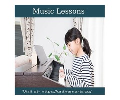 Piano Lessons North York