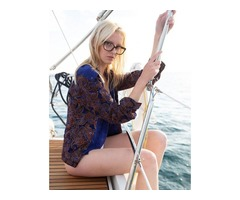 Buy Polarized Wood Sunglasses For Women at Loch Effects