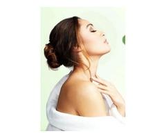 Skin Cream Anti-Aging Hydrates the Skin
