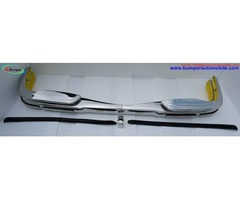 Mercedes Benz W108 & W109  bumper set (1965-1973)