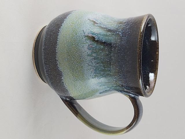 Hazy Blue Green Mug | free-classifieds-canada.com