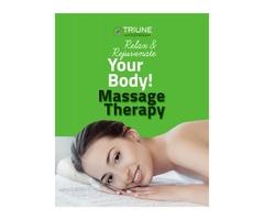 Massage therapy in Hamilton