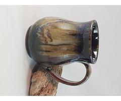 Multi Brown Mug #106 hold 20oz