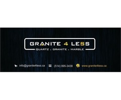 Granite and Quartz countertops Fabricators and installers in Montreal