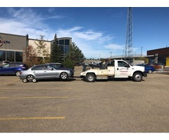 Alberta Safe Towing Service Edmonton   Heavy and Medium Duty Towing Near me