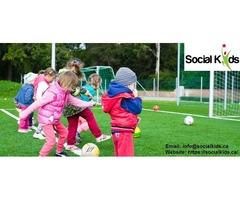 Social development is important for children