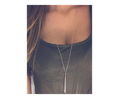No Stone Without Pendant Necklaces (1845265271)
