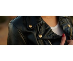 Supplier of: Jackets, leather | Coats, leather | Leather and suede clothing |