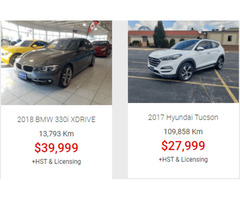 Used Cars in Windsor Ontario