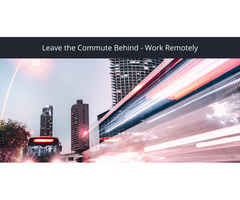 Tired of Commuting? Build Your Business and Work From Home.