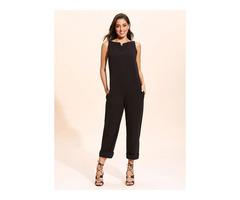 Women's Plus Size Loose Jumpsuits (01745409455)
