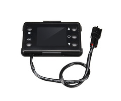 LCD Car Switch 12 24V 5KW Car Heater Controller For Car Track Air Diesel