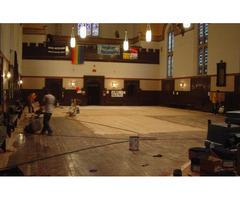 Refinishing hardwood floors in Etobicoke and GTA