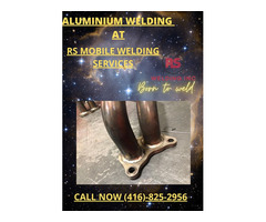 CALL NOW @ (416)-825-2956 FOR MOBILE WELDING SERVICES IN GTA