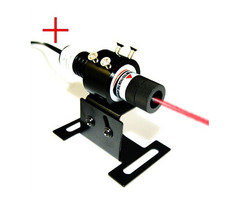 Efficient Measured 50mW Pro Red Cross Laser Alignment