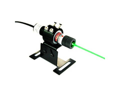515nm 30mW Forest Green Dot Laser Alignment Review