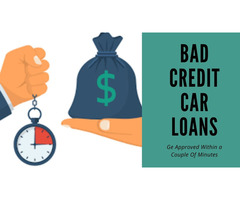 No Need To Wait In Queue! Get Online Bad Credit Car Loan Regina Approval