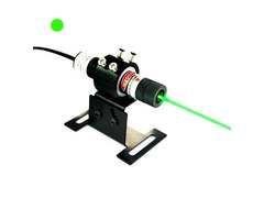 50mW 532nm Green Dot Laser Alignment with Adjustable Focus Lens