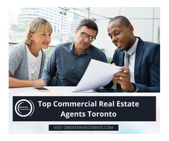 Hire Top Commercial Real Estate Agents Toronto