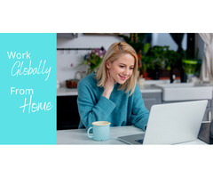 Work Globally From Home