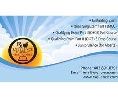 Pebc / Pharmacy Evaluating Exam Preparation Course Classes Calgary