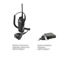 Radios Portatives Motorola