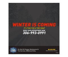 Its Time for a Tire Swap in Regina