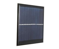 2pcs 5.5V 1W 180mA Polycrystalline 95mm x 95mm Mini Solar Panel Photovoltaic Panel