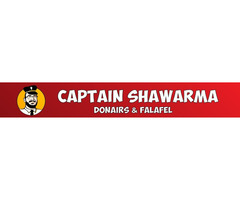 Coming Soon in Edmonton: Captain Shawarma Donairs & Falafel