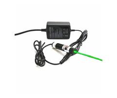 High Power Consumption 515nm Green Dot Laser Module