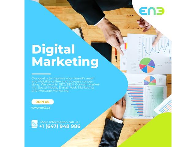 Digital Marketing in Mississauga   free-classifieds-canada.com