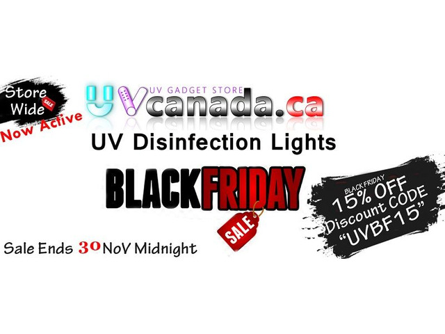 Canada's Largest UV Gadget Shop - UV Canada | free-classifieds-canada.com