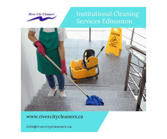 Institutional Cleaning Services, Edmonton Calgary