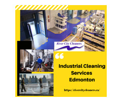 Industrial Cleaning Services Edmonton ,  River City Cleaners
