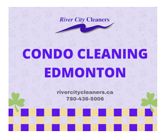 Condo Cleaning Services Edmonton