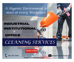 Office Cleaning Services, Edmonton