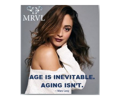 Get that younger look. Turn the clock back on aging!!