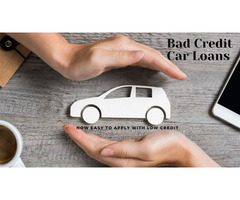 Feel Low About Poor Credit? Be Happy! Bad Credit Car Loans Is Here