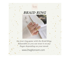 Best Online Ring Store - The Glitz Room