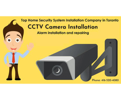 Cheap And Best Home Security System Installation In Toronto