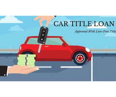 Car Title Loans Alberta - Approved With Lien-Free Title